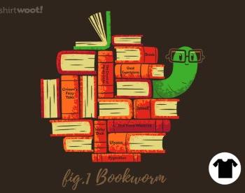 shirtwoot-bookworm